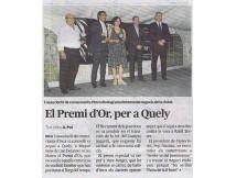 Premis associació de comerciants d'Inca