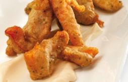 Légumes variés en tempura au Quely Picada à la mayonnaise