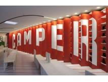 Quely acompanya Camper en l'obertura de la seva nova botiga a Nova York
