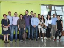 Quely lleva a los comerciales premiados a Santiago de Compostela