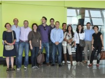 Quely takes prize winning sales representatives to Santiago de Compostela