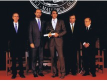 Award at the 125th Chamber of Commerce