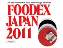 Quely products in the FOODEX fair, in Japan
