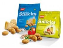 New pocket format product: Quelitas Snacks