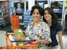 Shows cooking dans la chaîne de supermarchés Navarro à Miami