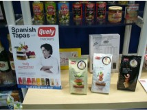 Presencia de Quely en el Fancy Food Show de San Francisco