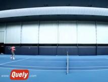 Zweiter Spot von Rafael Nadal mit Quely