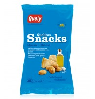 Quelitas Snacks Queso