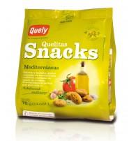 Quelitas Snacks Mediterráneas