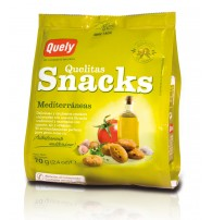 Quelitas Snacks Mediterráneas