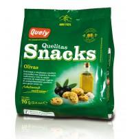 Quelitas Snacks Olivas