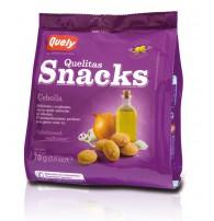Quelitas Snacks Cebolla