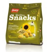 Quelitas Snacks Pipas