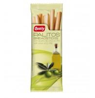 Palitos con aceite de oliva