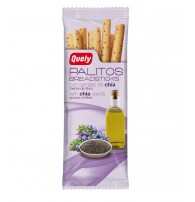 Palitos with chia seeds