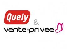 Vertrag zur Zusammenarbeit zwischen Vente Privée und Quely