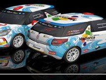 Alberto Seguí to drive with our logo at all rally races.