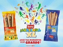 Die neue Quely Merienda im XL-Format